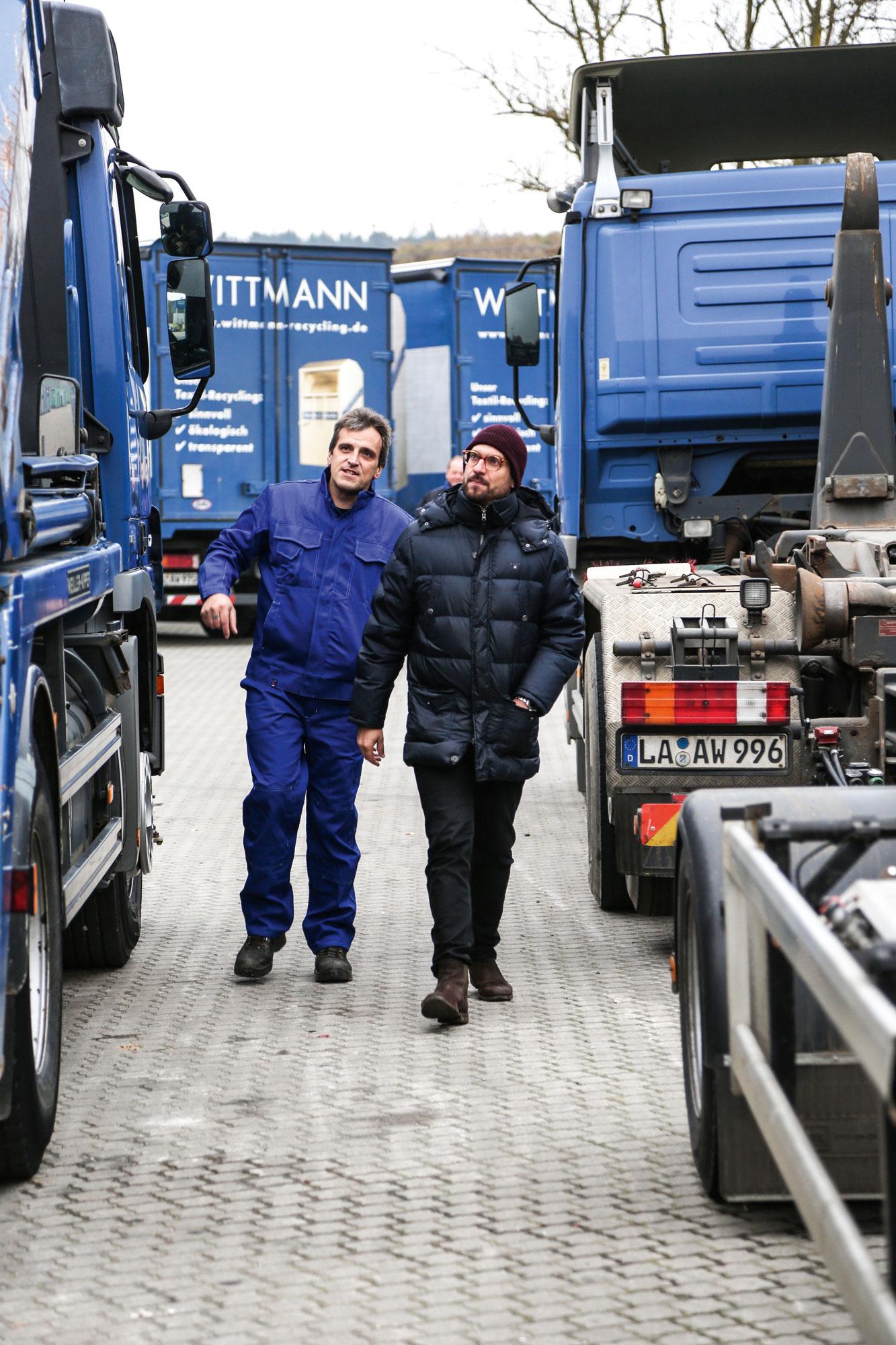 LKW Inspektion von Martin Wittmann