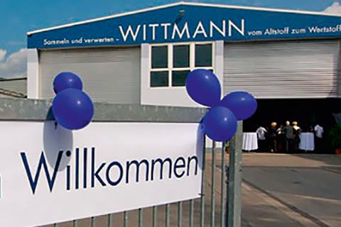 Eröffnung der Niederlassung Landshut/Altdorf